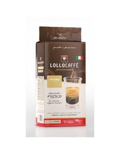 LOLLO CAFFE Macinato MARRONE Crema Classica 250 Grammi
