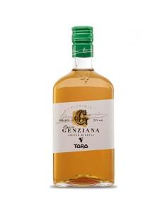 TORO Alchimie GENZIANA Bottiglia 1 Lt