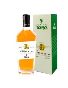 TORO Alchimie LIMONCELLO CURCUMA e ZENZERO Bottiglia 50 cl con Astuccio