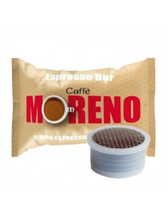CAFFE MORENO POINT ESPRESSO BAR Cartone 100 Capsule