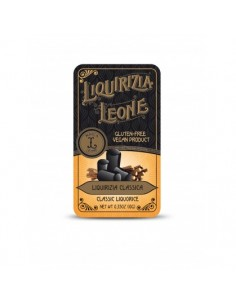 LEONE Liquirizia Pura Lattina 10 g - 24 pezzi
