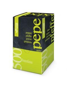 PEPE NERO Monodose Espositore 500 Bustine da 0,2 g