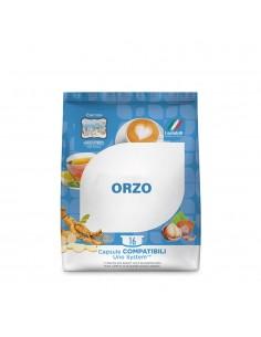 TODA CAFFE UNO System ORZO Sacchetto da 16 capsule