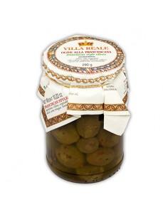 VILLA REALE Olive alla Francescana 290g