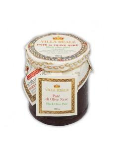 VILLA REALE Patè di Olive Nere 180 g
