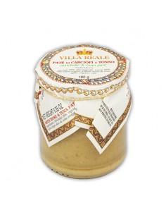 VILLA REALE Patè di Carciofi & Tonno180 g