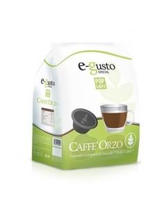 POP CAFFE E-GUSTO ORZO Astuccio 16 Capsule Dolce Gusto
