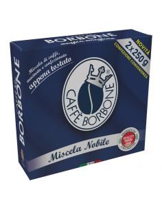 CAFFE BORBONE MACINATO NOBILE Bipack 2 pacchetti 250 grammi