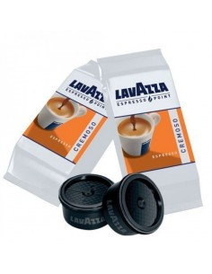 Lavazza Espresso Point CREMOSO Bianco Cartone 50 capsule Originali