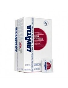 Lavazza Cialda Gran Espresso Rossa Tostatura Media Cartone 150 Cialde Ese 44