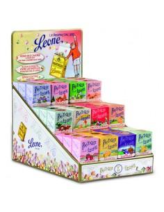 LEONE PASTIGLIE MISTE DISSETANTI Espositore 36 scatolette
