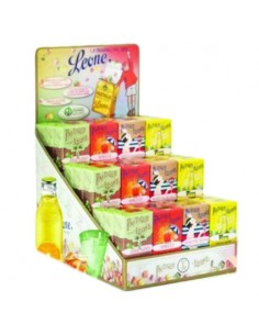 LEONE PASTIGLIE MISTE DRINK Espositore 36 scatolette