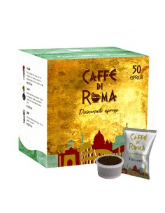 CAFFE DI ROMA Vulcano Cartone 50 Compatibili Point