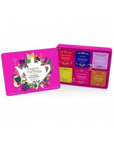 ENGLISH TEA SHOP ULTIMATE TEA COLLECTION BIO LATTA FUCSIA 36 Filtri 69 g