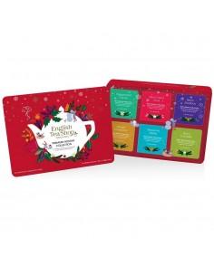 ENGLISH TEA SHOP CHRISTMAS COLLECTION BIO LATTA RED 36 Filtri 54 g