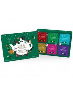 ENGLISH TEA SHOP CHRISTMAS COLLECTION BIO LATTA GREEN 36 Filtri 54 g