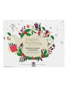 ENGLISH TEA SHOP WHITE CHRISTMAS COLLECTION BIO ECO-BOX 48 Filtri 72 g