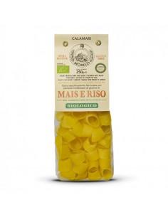 PASTIFICIO MORELLI PASTA DI RISO e MAIS CALAMARI senza Glutine BIO 250 g