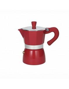 TOGNANA Moka Coffee Star ROSSO RUBINO da 3 Tazze Grancucina