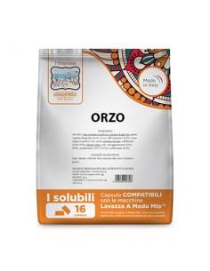 TODA CAFFE MODO MIO ORZO Master 128 capsule 8 Sacchetti da 16