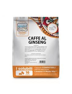 TODA CAFFE MODO MIO GINSENG Master 128 capsule 8 Sacchetti da 16