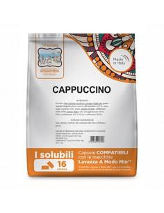 TODA CAFFE MODO MIO CAPPUCCINO Master 128 capsule 8 Sacchetti da 16