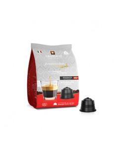 LOLLO CAFFE Passione Dolcissima ARGENTO Astuccio 16 capsule