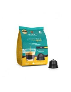LOLLO CAFFE Passione Dolcissima DEK Master 96 capsule 6 Astucci da 16 capsule