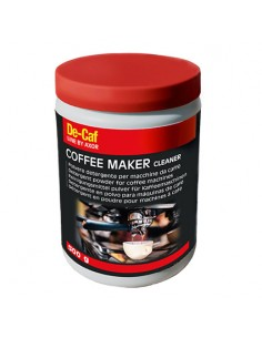 DE-CAF COFFE MAKER CLEANER Polvere Detergente Macchine da Caffè Barattolo da 900 Grammi