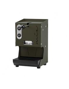 MACCHINA CAFFE AROMA MIA VERDE MILITARE a Cialde diametro Ese44