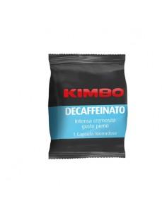 KIMBO Espresso Point Decaffeinato Cartone 50 Capsule