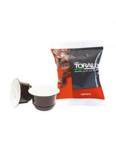 CAFFE TORALDO Caffitaly CREMOSA Cartone 100 Capsule