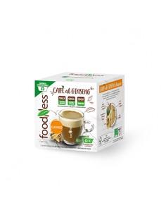 FOODNESS MODO MIO CAFFE al GINSENG CLASSICO Astuccio 10 capsule compostabili