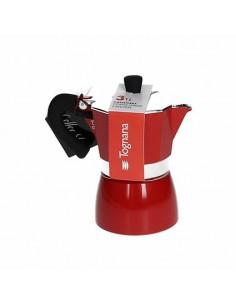 TOGNANA MOKA Coffee Star 3 Tazze RED Linea Grancucina
