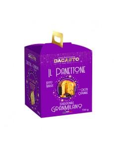 DACASTO PANETTONE TRADIZIONALE GRANMILANO Astuccio 750 g