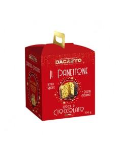 DACASTO PANETTONE GOCCE di CIOCCOLATO Astuccio 750 g